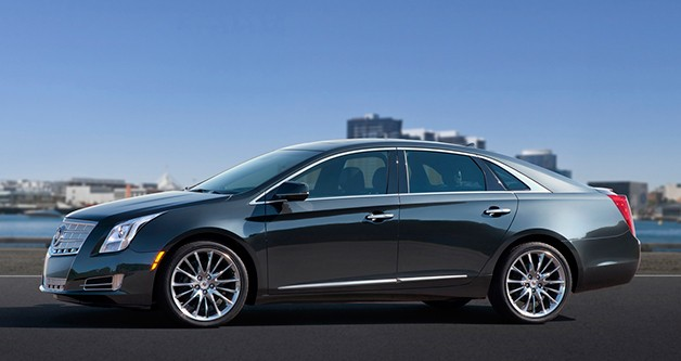 Cadillac XTS
